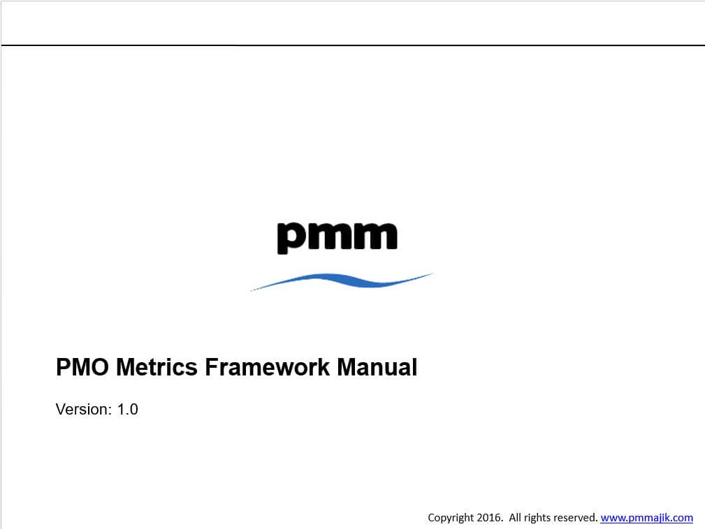 Metrics Framework Manual
