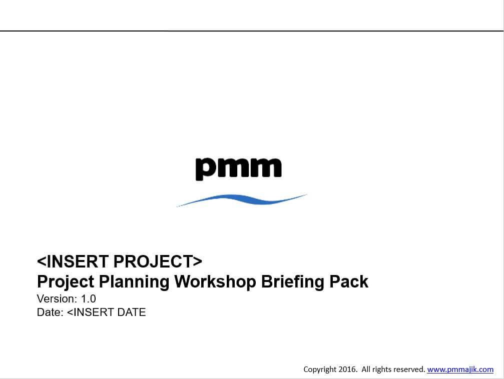 Planning Workshop Briefing Pack
