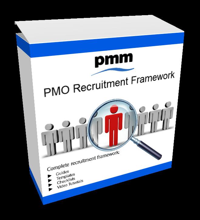 PMO Recruitment Framework product