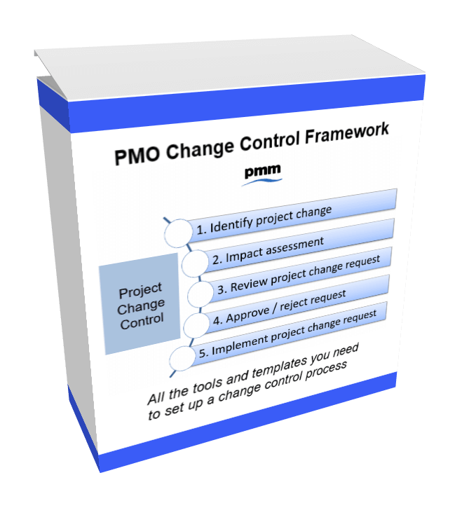 PMO Change Control Framework product