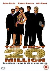 The First $20 Million is the Hardest DVD