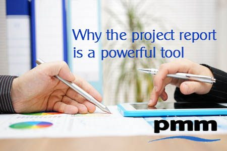 why the project status report is a powerful tool pm majik