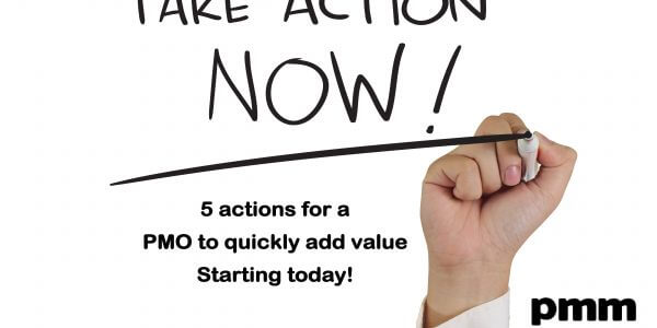 PMO tips: 5 actions how a PMO can add value