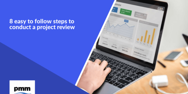 conducting a project review
