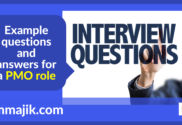 PMO Interview Questions