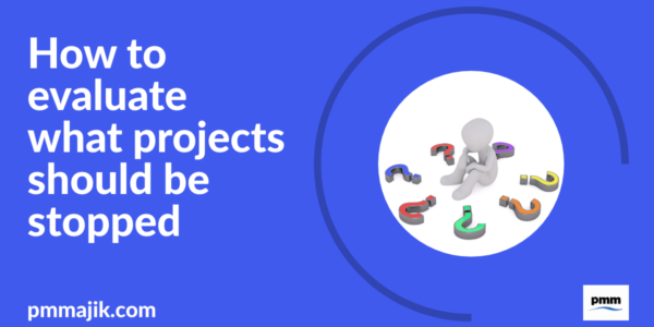 Evaluating projects