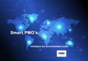 PMO conducting an environment scan for tools and processes