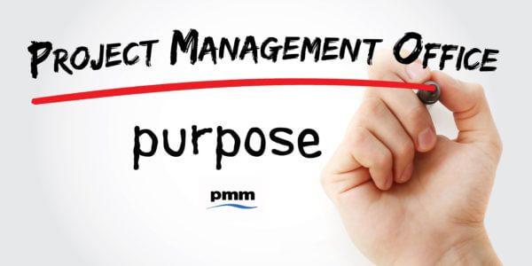 Hand writing PMO purpose