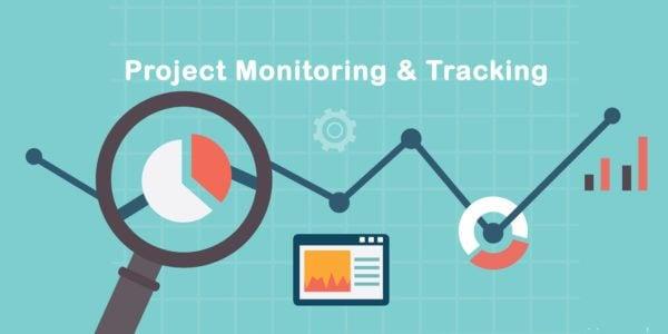 PMO tracking project progress