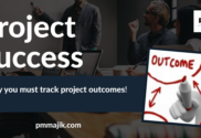Track project outcomes