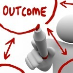 Pointing to project outcomes