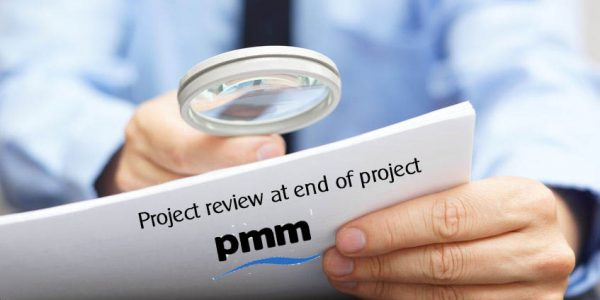Conducting a project close review