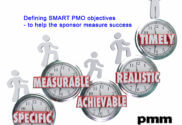 Steps to define SMART PMO objectives