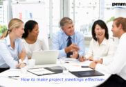 Project team meeting