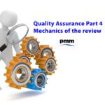 PMO Quality Assurance part 4 – mechanics of the QA review