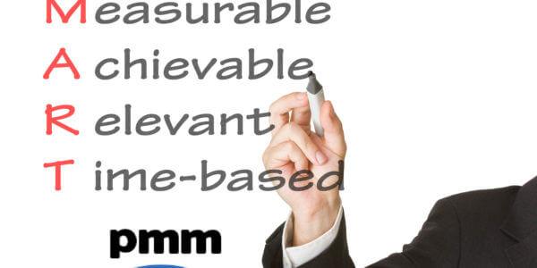Steps to translate objectives to smart objectives