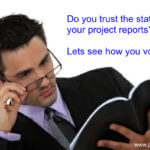 5 ways to check the project status is correct!