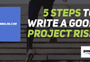 Taking steps to write a good project risk