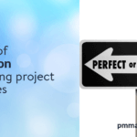 Beware of perfection when developing project templates