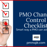 PMO Change Request Checklist