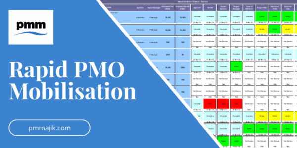 Guide to rapid PMO mobilization
