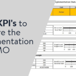 Using KPI's to measure implementation of PMO