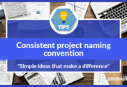 PMO tips - consistent project naming