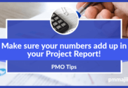 Adding numbers for project report