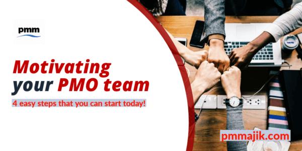 PMO team meeting