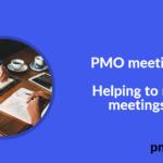 PMO meeting agenda