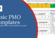 Guide to the core PMO templates you need