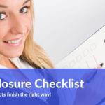 PMO closure checklist