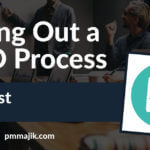 Checklist for rolling out a PMO process