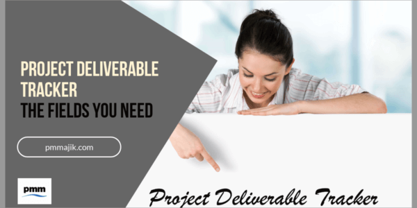 Project Deliverable Tracker Fields