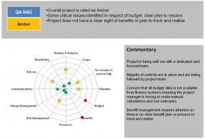 Quality Assurance Executive Report