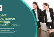 Project governance meetings