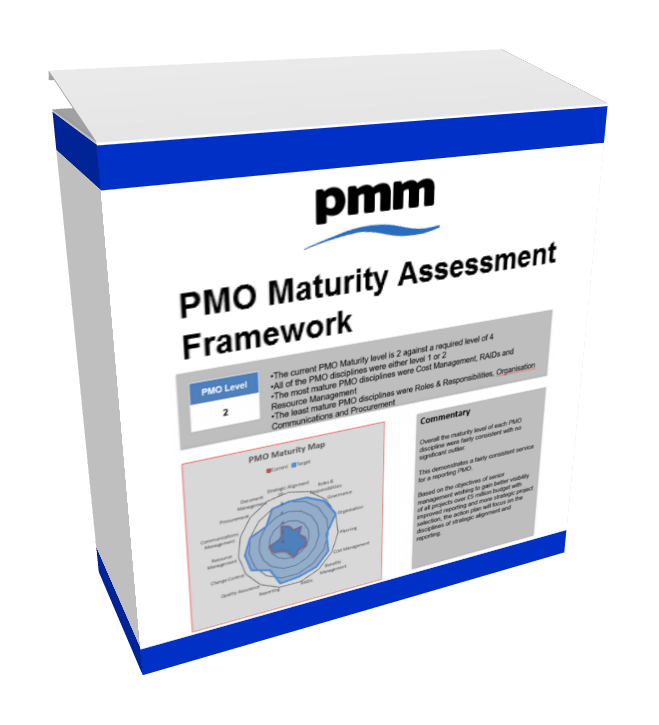 The PMO Maturity Assessment Framework by PM Majik