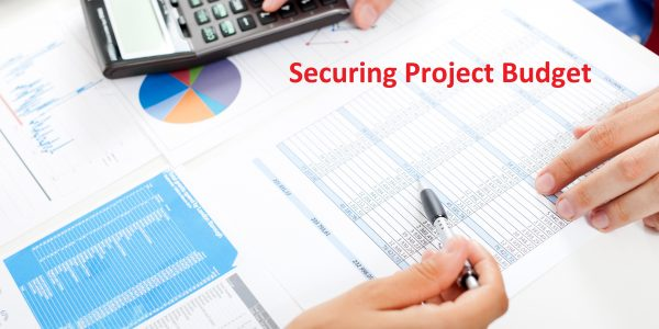 Securing continued project funding