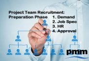 Preparation phase of project recruitment