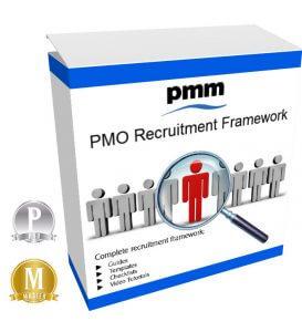 PMO Recruitment Framework premium resource