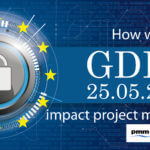 How will GDPR impact project management?