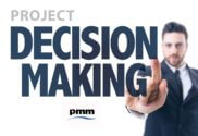 Making clear project decisions