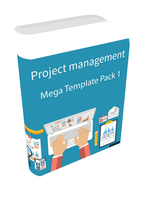 Mega Project Template Pack 1 by PM Majik