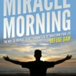 The Mirracle Morning book