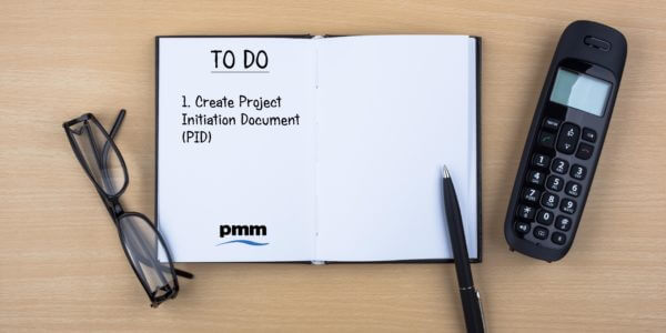 To do list with PID as first item