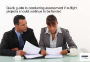 Completing project assessment