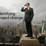 Identifying project change requests