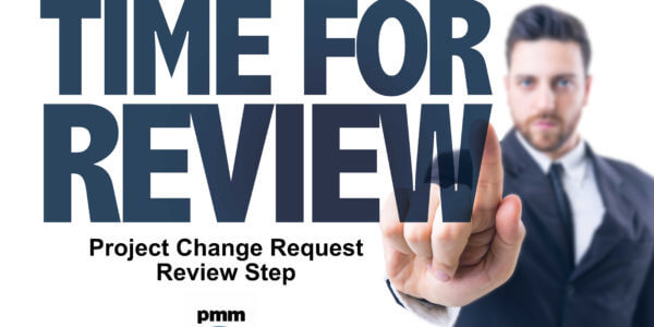 Reviewing project change requests
