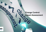 Change control - impact assessment