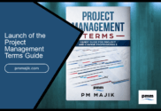 Project management terms guide front cover